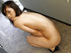 Saki loves to get fucked doggy in the bedroom so deep tubes at asian.sgirls.net