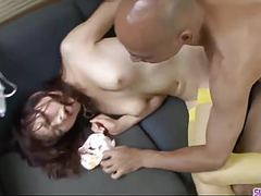 Naho kojima works magic with her mouth and pussy tubes at find-best-asian.com
