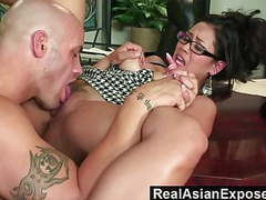 Realasianexposed  jessica bangkok is the best secretary ever tubes at find-best-asian.com