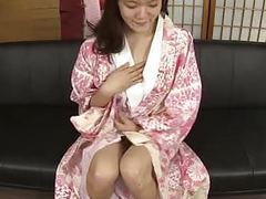 Subtitled amateur japanese lady in kimono masturbation talk tubes at korean.sgirls.net