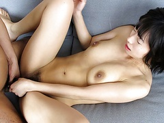 Japanese lady has a steamy fuck session with hairy guy movies at kilovideos.com