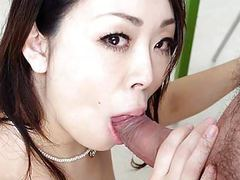 Small titty asian babe rides her man's huge pecker tubes at find-best-asian.com