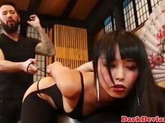 Asian bdsm amateur marica hase roughly fucked tubes at korean.sgirls.net