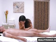 Realitykings - happy tugs - nari park brad knight - asian ma movies