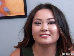 Asian brunette gigi skye gets face fucked tubes at korean.sgirls.net