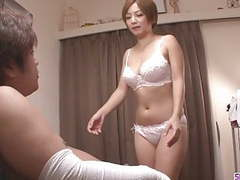 Milf meguru kosaka sucks dick and 69s in pov - more at slurp tubes at asian.sgirls.net