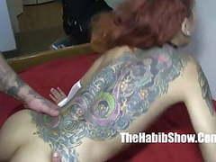 Hood rican tatoo fucks asian kimberly chi p2 tubes at korean.sgirls.net