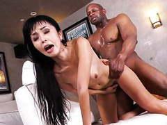 Asian marica hase bbc anal movies at sgirls.net