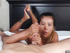 Asian chanel lee-cock milking pov movies at kilogirls.com