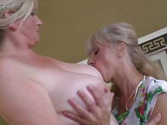 Four old and young lesbians having special party movies at find-best-lesbians.com