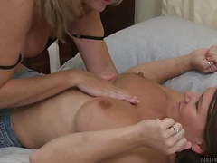 Wife and not her daughter's older girlfriend tubes