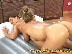 Nuru massage in lesbian action movies at kilopics.net