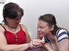 Old mother fucks her young lesbian girl movies at find-best-mature.com