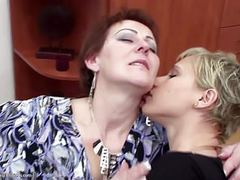 Old and young lesbian family piss after sex videos