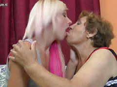 Old lesbian grandmother fucks a cute girl movies at find-best-lingerie.com