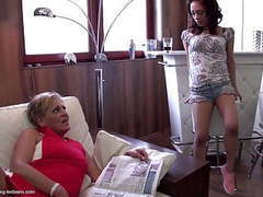 Grannies and moms fuck sweet girls movies at freekilomovies.com