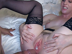 Massive creampie collection movies