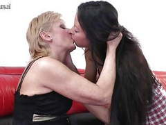 Grandma fucked by young lesbian girl movies