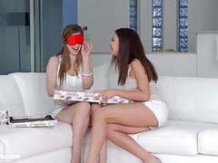 Christmas came late by sapphic erotica - henessy and stella videos