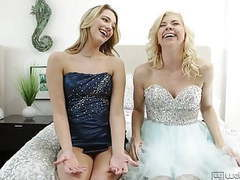 Tara morgan and her not step sister movies at lingerie-mania.com
