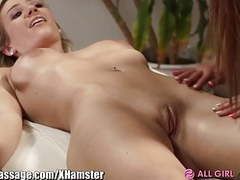 Allgirlmassage amanda cheats with lesbian masseuse movies at kilopics.net