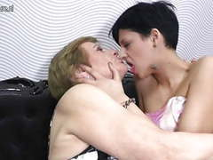 Granny fucked by young lesbian neighbour girl movies at find-best-videos.com