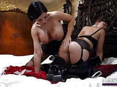 Harmony vision madame and maid movies