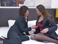 Mature lesbian fucks another mature hairy mom movies at find-best-videos.com