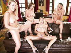 The big ultra-wet lesbian orgy movies at find-best-hardcore.com