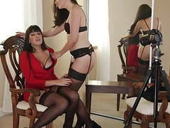 Allie haze and mercedes carrera at mommy's girl videos