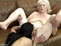 Grannies do it better insane lesbian sex movies