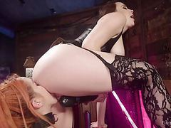 Amarna miller is back for more electro-sex movies