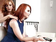 Kendra james lesbian fun with penny pax movies