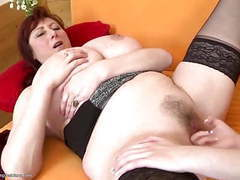 Old and young lesbians go hard movies at find-best-lingerie.com