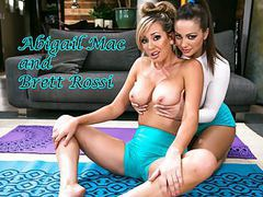 The wild lesbian personal trainer movies at find-best-panties.com