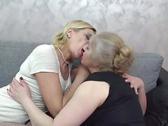 Grannies knows best how to eat young pussies movies at find-best-mature.com