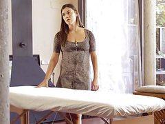 Alyssa reece gives taissia a massage movies