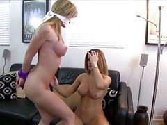 Lesbian girlfriends in bondage movies at freekilomovies.com