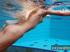 Milana and katrin strip eachother underwater movies at dailyadult.info