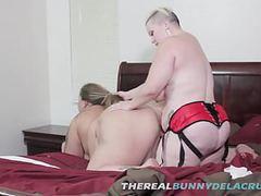 Bbw bunny drills ssbbw swtfreak with her big fat strap on di movies at kilopics.net