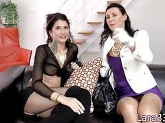 Brit les milf riding strapon reversecowgirl movies at find-best-videos.com