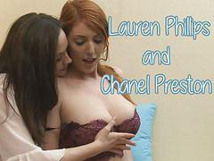 Babysitter chanel preston and lauren phillips movies