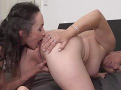 Mature moms corinna and gasha fuck each other videos