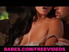 Busty beauty adrianna luna seduces her man movies at kilovideos.com