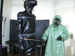 Strict heavy rubber mistress 3 of 5 videos