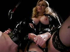 Latex dominatrix julia ann trains cock whore tony orlando videos