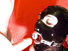 Latex mask big load cumshot ring gag 720p hd videos