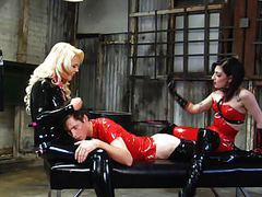 Cybill troy strap-on pegging 1 videos