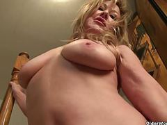 American milf sally steel lets you enjoy her lady bits videos