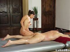 Sara luvv makes a deal - fantasy massage videos